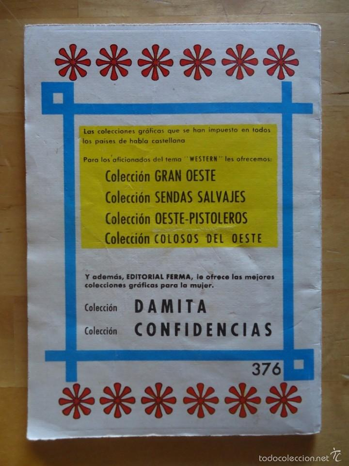 Tebeos: CÓMIC ANTIGUO NOVELAS GRÁFICAS PARA ADULTOS GRAN OESTE LA MUERTE EN EL CAMINO EDITORIAL FERMA - Foto 3 - 57506888