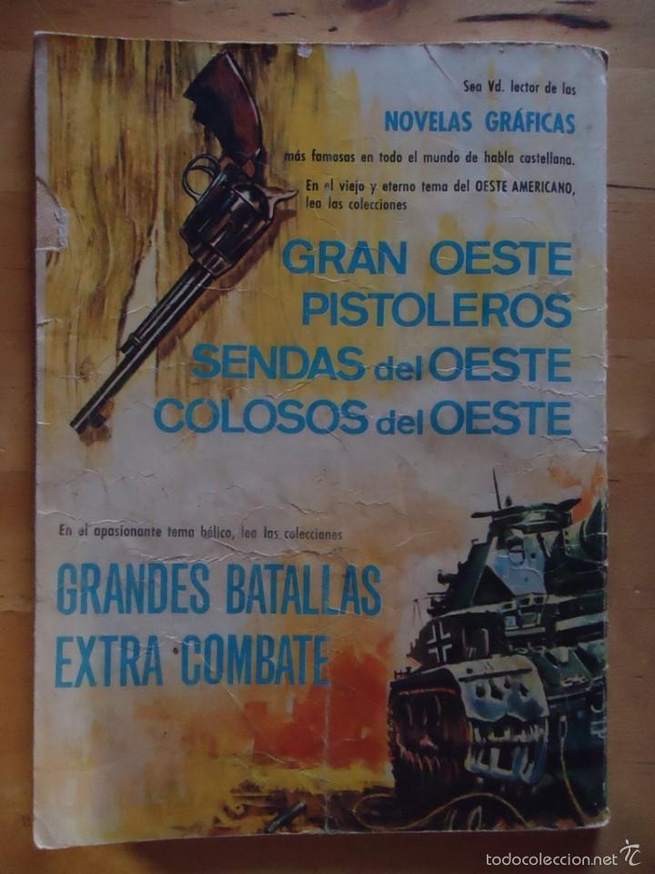 Tebeos: CÓMIC ANTIGUO NOVELAS GRÁFICAS PARA ADULTOS AGENTE SECRETO VENDO UN ESPÍA EDITORIAL FERMA - Foto 3 - 57509145