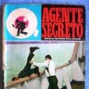 Tebeos: AGENTE SECRETO - Nº 24 EL CONFIDENTE - EDIT. FERMA EN 1966.. Lote 57619037