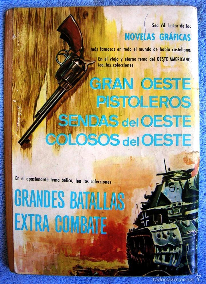 Tebeos: AGENTE SECRETO - Nº 24 EL CONFIDENTE - EDIT. FERMA EN 1966. - Foto 4 - 57619037