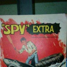 Tebeos: SPY EXTRA NUMERO 8 EDITORIAL FERMA.. Lote 57684763