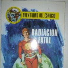 Tebeos: MINI INFINITUM-AVENTURAS DEL ESPACIO- Nº 20 -RADIACIÓN FATAL-1980- BUCK ROGERS EN ESPAÑA-1980-5313. Lote 279461608