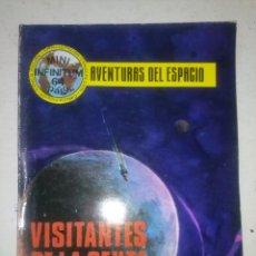 Tebeos: MINI INFINITUM-AVENTURAS DEL ESPACIO-Nº 15 -VISITANTES DE LA SEXTA DIMENSIÓN-1980-AMENO-BUENO--8757. Lote 121241260