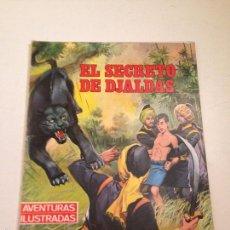 Tebeos: AVENTURAS ILUSTRADAS SERIE SELVA Nº 3. EL SECRETO DE DJALDAS. EDITORIAL FERMA 1968. Lote 58501636