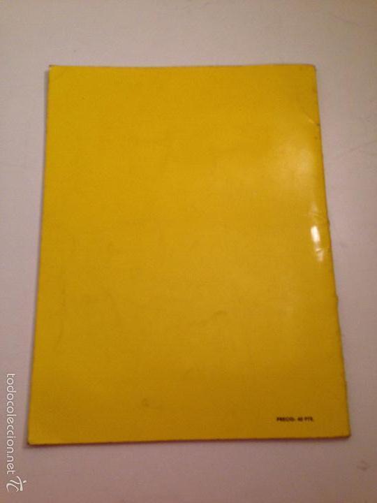 Tebeos: AVENTURAS ILUSTRADAS SERIE SELVA Nº 3. EL SECRETO DE DJALDAS. EDITORIAL FERMA 1968 - Foto 3 - 58501636