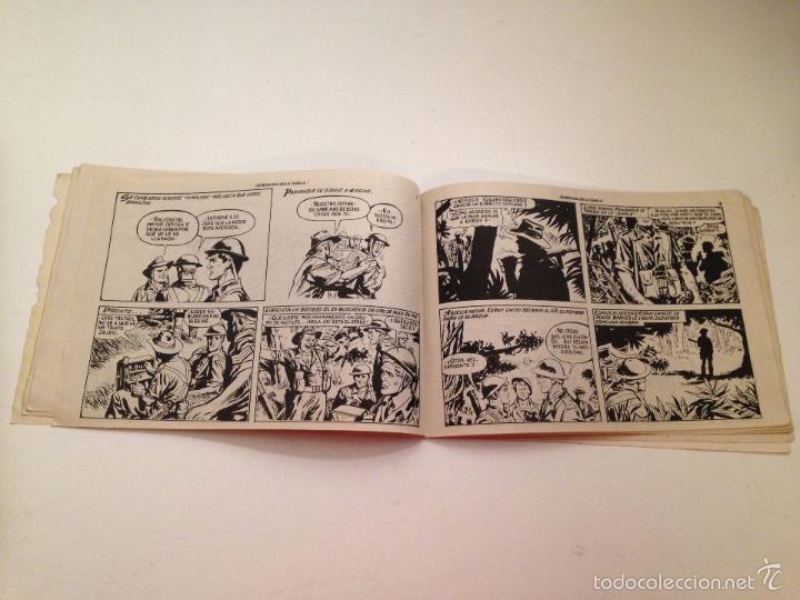 Tebeos: AVENTURAS ILUSTRADAS SERIE COMBATE Nº 11. ¡EMBOSCADOS EN LA JUNGLA! FERMA 1963 - Foto 2 - 121240178