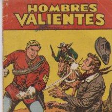 Tebeos: HOMBRES VALIENTES DICK DARING Nº 1. Lote 61031707