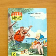 Tebeos: TELE COMICO Nº 14 - EDITORIAL FERMA 1963. Lote 61744704