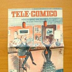 Tebeos: TELE CÓMICO Nº 31 - EDITORIAL FERMA 1965. Lote 61744788