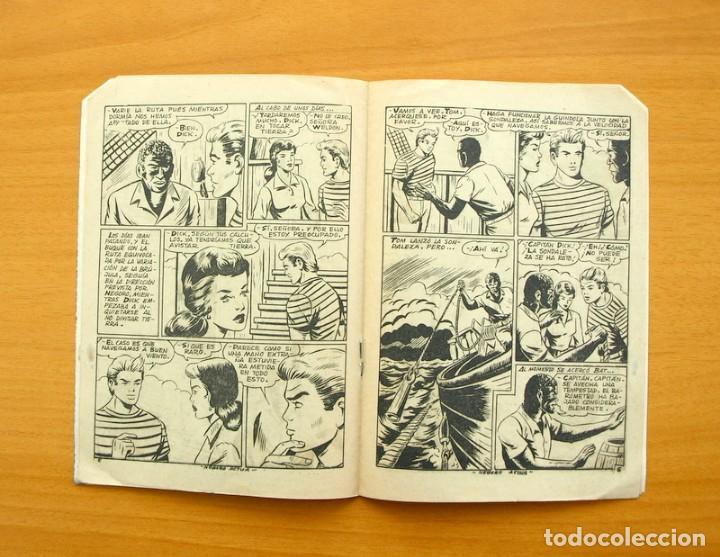 Tebeos: Dick Sand nº 4 - Negoro actua - Editorial Ferma 1955 - Foto 3 - 61746136