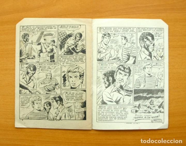 Tebeos: Dick Sand nº 4 - Negoro actua - Editorial Ferma 1955 - Foto 4 - 61746136
