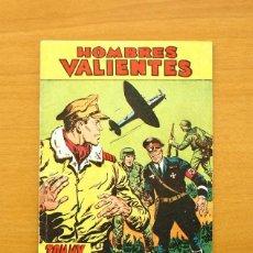 Tebeos: HOMBRES VALIENTES - TOMMY BATALLA Nº 5 - EDITORIAL FERMA 1958. Lote 61746588