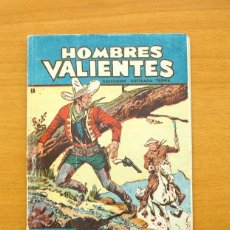 Tebeos: HOMBRES VALIENTES - KIT CARSON Nº 18 - EDITORIAL FERMA 1958. Lote 61746944