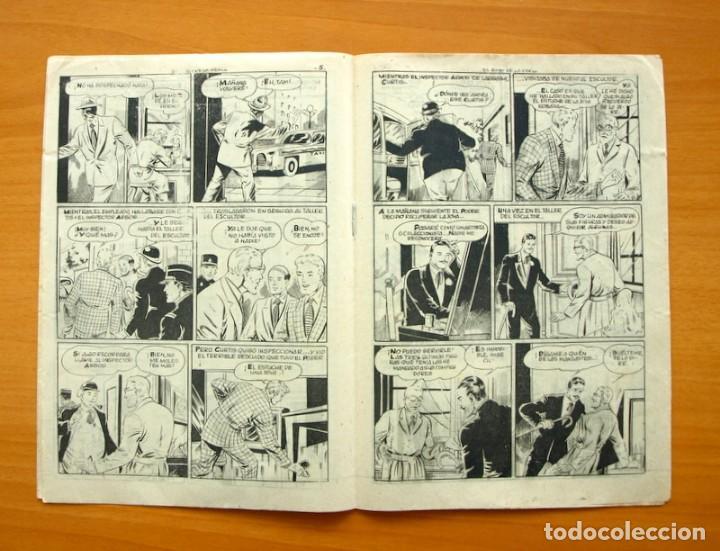 grandes ofertas 2017 más cerca de colores delicados El poder invisible nº 18-El robo de la perla negra - Editorial Ferma 1957