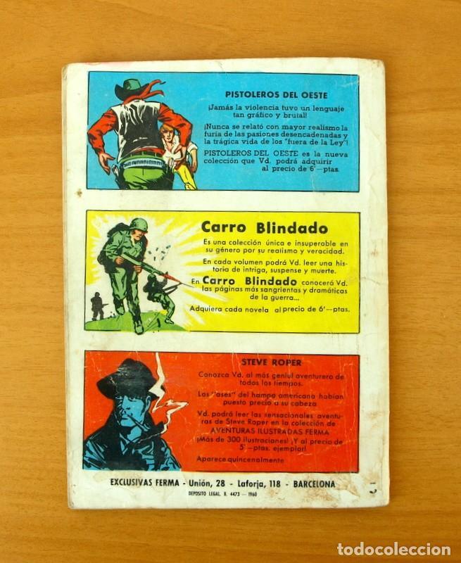 Tebeos: Aventuras ilustradas Ferma nº 5 - Steve Roper - Editorial Ferma 1960 - Foto 5 - 61794276