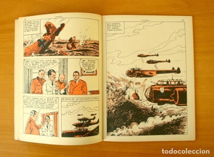 Tebeos: Grandes batallas nº 82 - Piloto, flechas humanas - Editorial Ferma 1965 - Foto 3 - 61794996