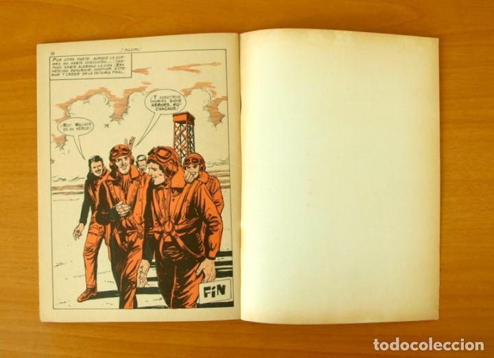 Tebeos: Grandes batallas nº 82 - Piloto, flechas humanas - Editorial Ferma 1965 - Foto 4 - 61794996