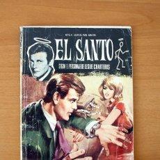 Tebeos: EL SANTO Nº 4 - LA IMPOSTORA - EDITORIAL FERMA 1965. Lote 61795396