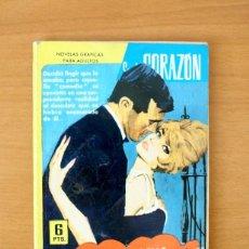 Tebeos: CORAZÓN Nº 223 - FALSO EL FALSA ELLA - EDITORIAL FERMA 1958. Lote 61797260