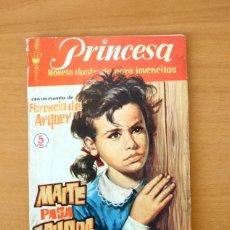 Tebeos: PRINCESA Nº 22 - MAITE PASA APUROS - EDITORIAL FERMA 1962. Lote 61797708