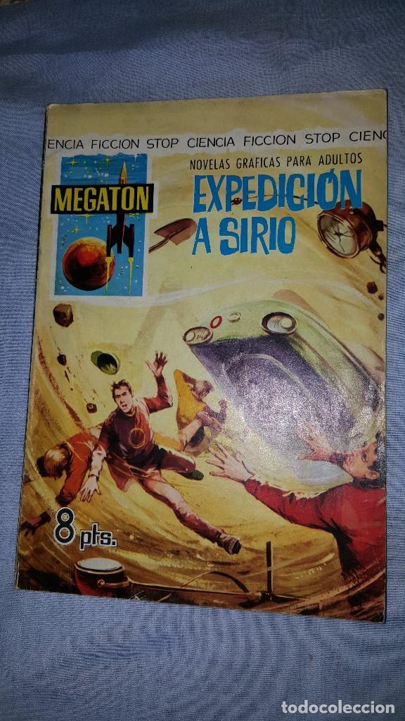 MEGATON Nº 10 (Tebeos y Comics - Ferma - Otros)