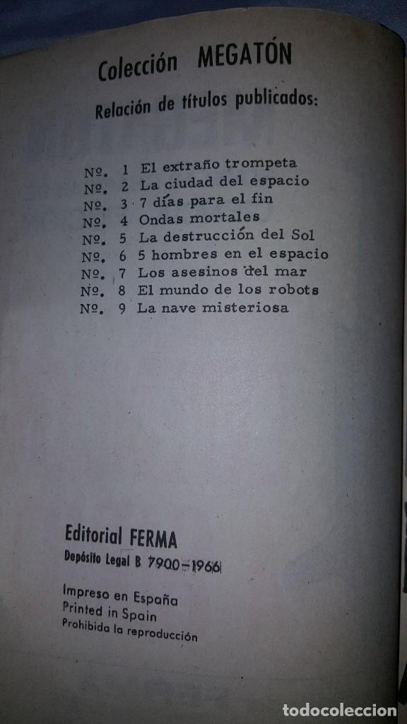 Tebeos: MEGATON Nº 10 - Foto 4 - 63478140
