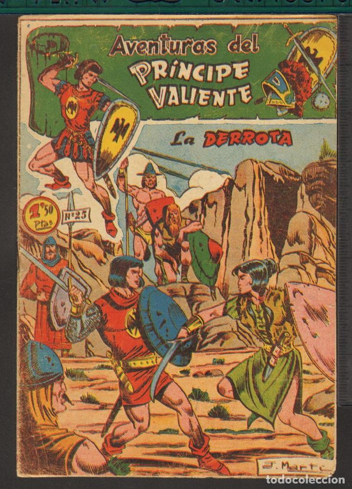TEBEOS-COMICS CANDY - EL PRINCIPE VALIENTE - Nº 25 - FERMA - ORIGINAL - - *UU99 (Tebeos y Comics - Ferma - Otros)