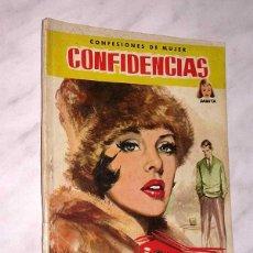 Tebeos: QUE LOCA FUI. COLECCIÓN DAMITA, SERIE CONFIDENCIAS Nº 15. EXCLUSIVAS FERMA, 1958. +. Lote 64841935
