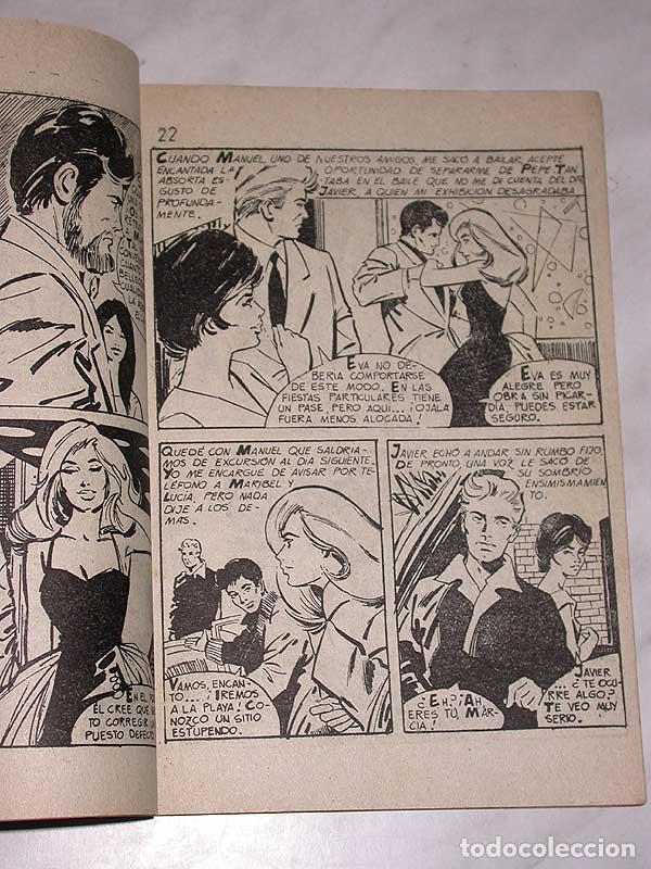 Tebeos: TE DESPRECIO. COLECCIÓN DAMITA, SERIE CONFIDENCIAS Nº 63. EXCLUSIVAS FERMA, 1958. ++ - Foto 4 - 64847887