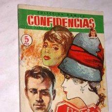 Tebeos: NOVIA SUPLENTE. COLECCIÓN DAMITA, SERIE CONFIDENCIAS Nº 64. EXCLUSIVAS FERMA, 1958. ++. Lote 64848007