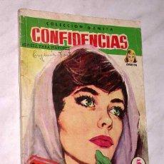 Tebeos: PUEDES PERDONARME. COLECCIÓN DAMITA, SERIE CONFIDENCIAS Nº 81. EXCLUSIVAS FERMA, 1958. ++. Lote 64850347