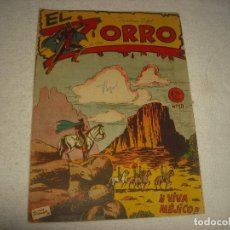 Tebeos: EL ZORRO . N° 10. VIVA MEJICO . ED . !!FERMA . ORIGINAL. Lote 65919022