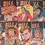 BUFFALO BILL ORIGINAL EDITORIAL FERMA 1956 - LOTE NºS - 2-9-10-15-16-22-37-39-45-47