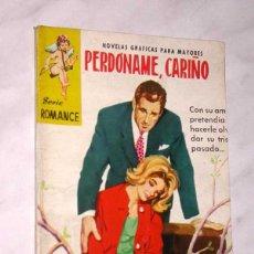 Tebeos: PERDÓNAME CARIÑO. COLECCIÓN DAMITA, SERIE ROMANCE Nº 83. EXCLUSIVAS FERMA, 1962. DEBORAH KERR. +++. Lote 67662321