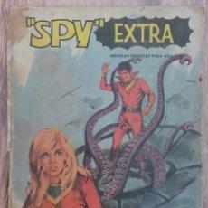 Tebeos: SPY EXTRA. EDITORIAL FERMA 1969. 128 PAGINAS ILUSTRADAS. Lote 68448145