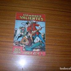 Tebeos: HOMBRES VALIENTES DICK DARING Nº 16 EDITA FERMA . Lote 68643693