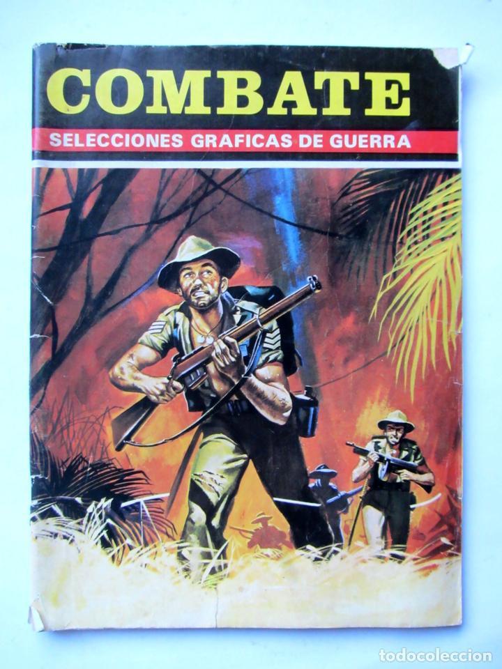 COMBATE. SELECCIONES GRÁFICAS DE GUERRA. 1974 (Tebeos y Comics - Ferma - Combate)