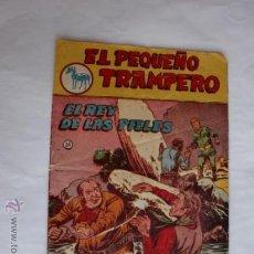 Tebeos: PEQUEÑO TRAMPERO Nº 24 ORIGINAL EDT. FERMA. Lote 31030416