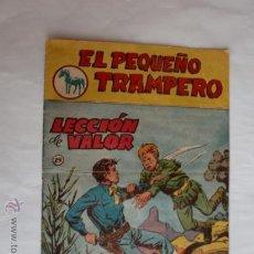 Tebeos: PEQUEÑO TRAMPERO Nº 29 ORIGINAL EDT. FERMA . Lote 31030448