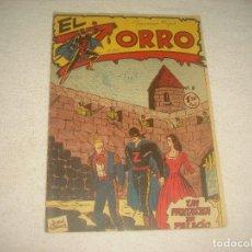 Tebeos: EL ZORRO . N° 8 . ED; FERMA. UN FANTASMA EN PALACIO . ORIGINAL. Lote 71779455