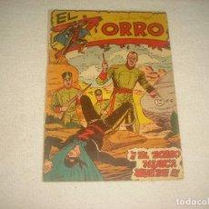 Tebeos: EL ZORRO . N° 6 . ED; FERMA. EL ZORRO NUNCA MUERE . ORIGINAL. Lote 71780295
