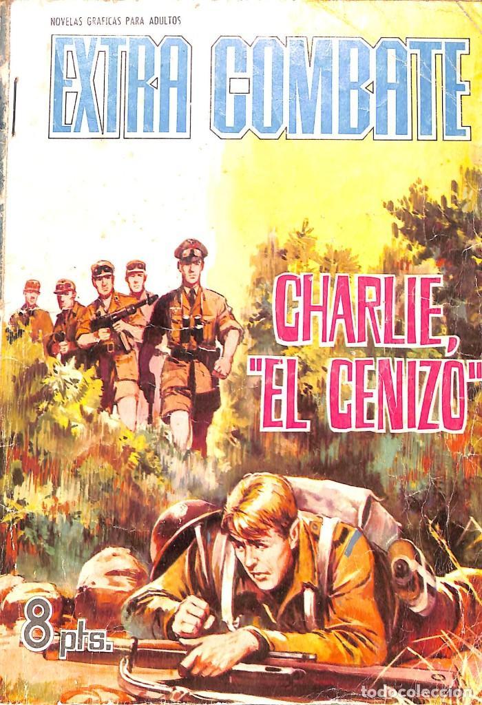 EXTRA COMBATE Nº 35 CHARLIE EL CENIZO - FERMA (Tebeos y Comics - Ferma - Combate)