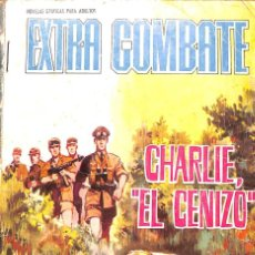 Tebeos: EXTRA COMBATE Nº 35 CHARLIE EL CENIZO - FERMA. Lote 74213715