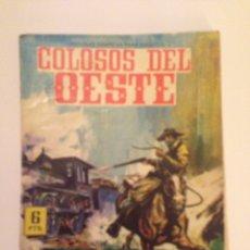 Tebeos: TEBEO 1964.- COLOSOS DEL OESTE
