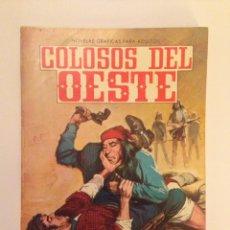 Tebeos: TEBEO 1964.- EDITORIAL FERMA, COLOSOS DEL OESTE,