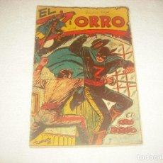 Tebeos: EL ZORRO N° 2 . FERMA , ORIGINAL . EL ORO ROBADO ;. Lote 79129737