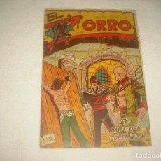 Tebeos: EL ZORRO N° 5 . FERMA , ORIGINAL . EL BAILE DEL GOBERNADOR ;. Lote 79130521