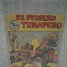 Tebeos: EL PEQUEÑO TRAMPERO Nº 3. Lote 80719514