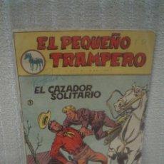 Tebeos: EL PEQUEÑO TRAMPERO Nº 7. Lote 80719750