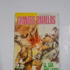 Tebeos: GRANDES BATALLAS Nº 77. EL DIA MAS LENTO. NOVELAS GRAFICAS PARA ADULTOS. EDITORIAL FERMA. TDKC21. Lote 82072764